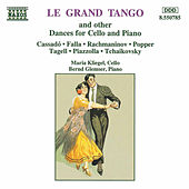 Grand Tango and Other Dances for Cello and Piano (Le) by Various Artists