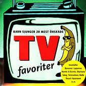 Barn sjunger 20 mest önskade TV-favoriter by Blandade Artister