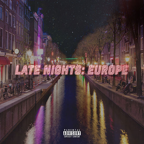 Late Nights: Europe de Jeremih