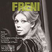 Legendary Performances of Freni von Various Artists
