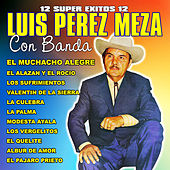12 Super Exitos Con Banda by Luis Perez Meza
