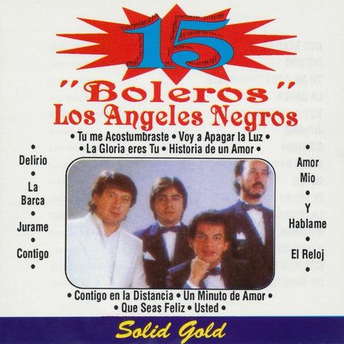 15 Boleros