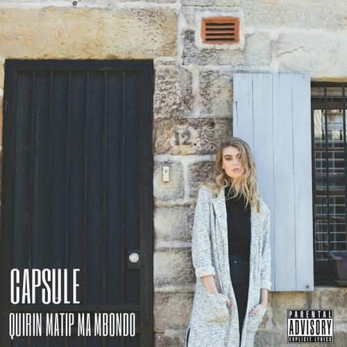 Capsule by Cormega