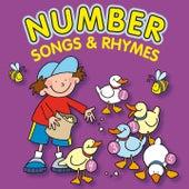 Number Songs & Rhymes by Kidzone