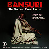 Bansuri: The Bamboo Flute of India by G.S. Sachdev