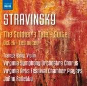 Stravinsky: The Soldier's Tale Suite, Octet & Les noces de Various Artists