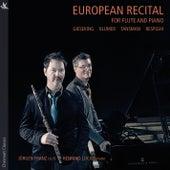 European Recital for Flute & Piano by Jürgen Franz