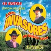 15 Exitos de Los Invasores De Nuevo Leon