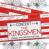 Classic Live Performances de Kingsmen