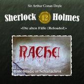 Die alten Fälle (Reloaded) - Fall 12: Eine Studie in Scharlachrot von Sherlock Holmes