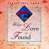 When Love Is Found by Various Artists