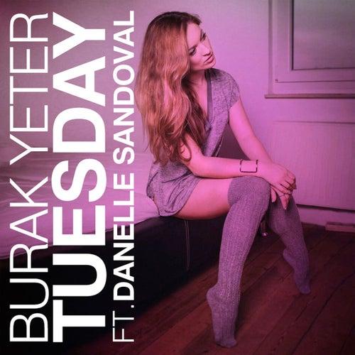 Tuesday (feat. Danelle Sandoval) de Burak Yeter