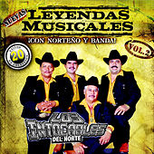 Leyendas Musicales Vol. 2 by Los Intocables Del Norte