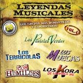 Leyendas Musicales Vol. 4 by Various Artists