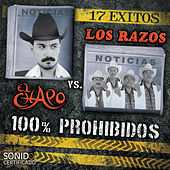 !00% Prohibidos 17 Exitos by Various Artists