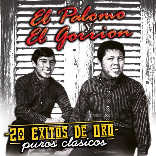 20 Exitos de Oro by El Palomo Y El Gorrion