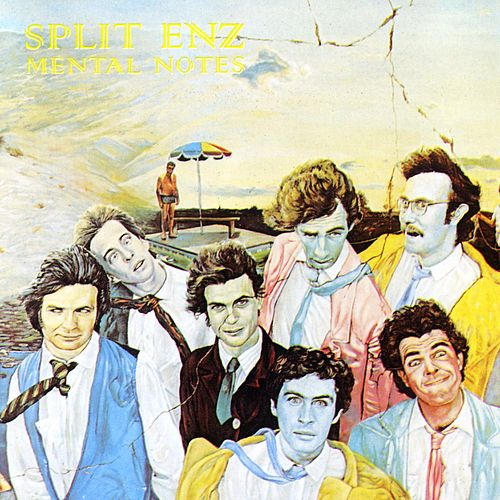 Mental Notes by Split Enz