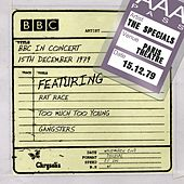 BBC in Concert (15 December 1979) de The Specials