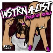A-List (Preditah Remix) de Wstrn