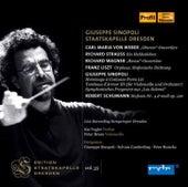 Edition Staatskapelle Dresden, Vol. 35: Giuseppe Sinopoli (Live) by Various Artists