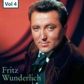Fritz Wunderlich, Vol. 4 von Various Artists