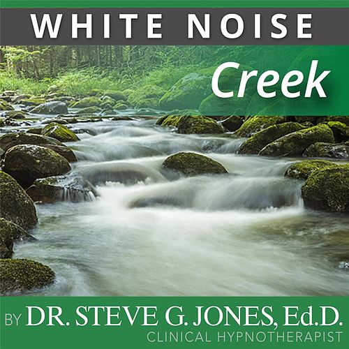 Creek (White Noise) by Dr. Steve G. Jones