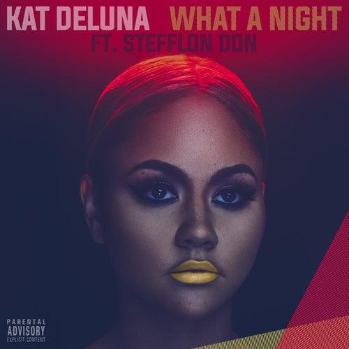 What A Night (feat. Stefflon Don) by Kat DeLuna