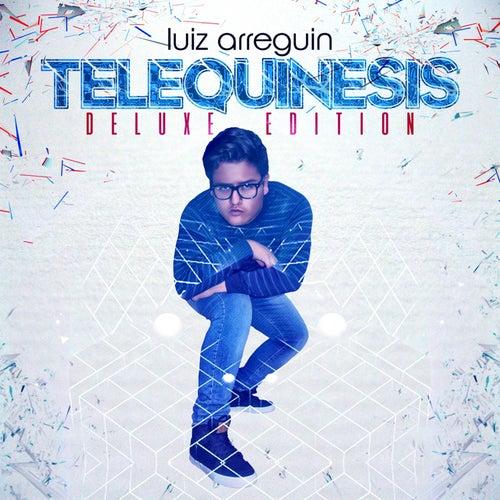 Telequinesis (Deluxe Edition) by Luiz Arreguin