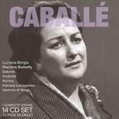 Legendary Performances of Caballé by Various Artists