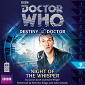 Destiny of the Doctor, Series 1.9: Night of the Whisper (Unabridged) by Doctor Who