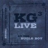 Kg3 Live! At the Bugle Boy de Kellye Gray