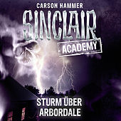 Sinclair Academy, Folge 4: Sturm über Arbordale von John Sinclair