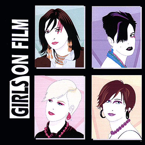 Get Close to Me Ep by Girls On Film