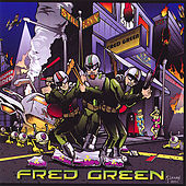 Still Burnin by Fred Green