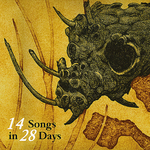 14 Songs in 28 Days (Vol. 2) by Various Artists