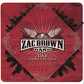 Live From the Rock Bus Tour de Zac Brown Band