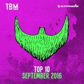 The Bearded Man Top 10 - September 2016 van Various Artists