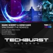 Spacewarp (The Remixes) by Mark Sherry