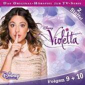 Staffel 2: Folge 9 + 10 von Violetta