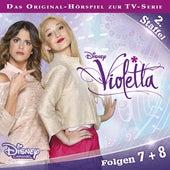Staffel 2: Folge 7 + 8 von Violetta