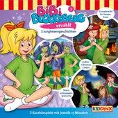 Kurzhörspiel - Bibi erzählt: Junghexengeschichten von Bibi Blocksberg