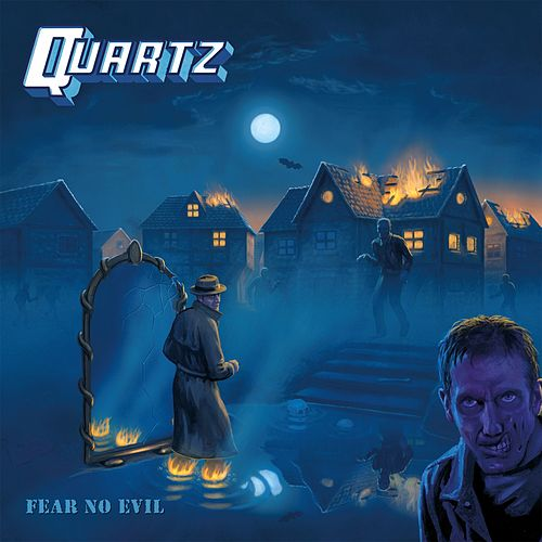 Fear No Evil by Quartz