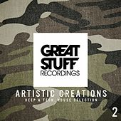 Artistic Creations Issue 2 di Various Artists