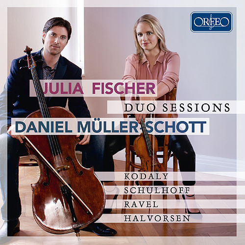 Duo Sessions von Julia Fischer
