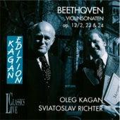 Beethoven: Oleg Kagan Edition, Vol. IX by Oleg Kagan