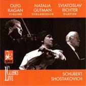 Schubert & Shostakovich: Oleg Kagan Edition, Vol. XII by Oleg Kagan