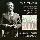 Mozart: Oleg Kagan Edition, Vol. II by Oleg Kagan