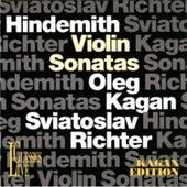 Hindemith: Oleg Kagan Edition, Vol. X by Oleg Kagan