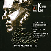 Schubert: Oleg Kagan Edition, Vol. XXVIII by Oleg Kagan