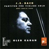 Bach: Oleg Kagan Edition, Vol. XI by Oleg Kagan
